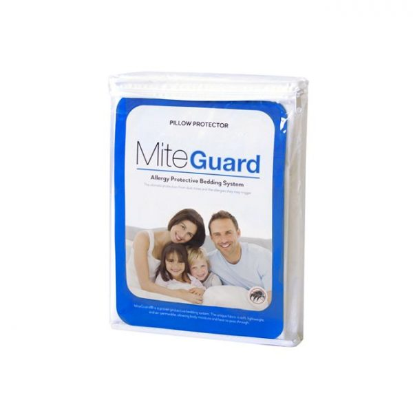 Mite Guard Pillow Protector