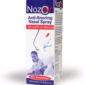 NozoAir Anti Snoring Nasal Spray