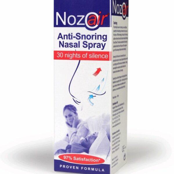 NozoAir Nasal Spray