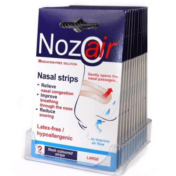 NozoAir Snoring Strips